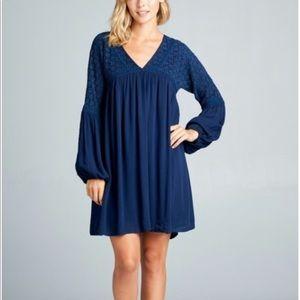 NWT BOHO size S Dress